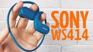 видео Обзор спортивного плеера Sony Walkman W273S