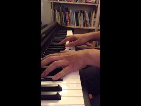 Ir Radzi Sempurna Waktu Piano Cover (selauk kat ending)