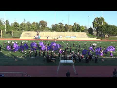 Portola High School Marching Band and Color Guard @ IIFT 10/27/18
