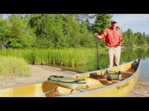 Canoe Accessories Overview W/ Steve Piragis (Granite Gear)