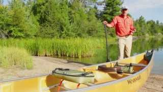 Canoe Accessories Overview w/ Steve Piragis (Granite Gear)
