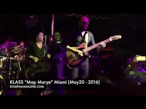 """KLASS """"Map Marye"""" Miami (May 20-2016)!"""