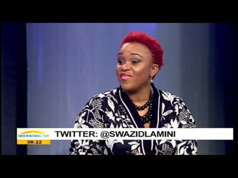Talented songstress Swazi Dlamini on her latest album titled Worship Enlightened