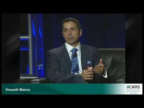 Kenneth Blanco Keynote Address - ACAMS 23rd Annual AML & Financial Crime  Conference