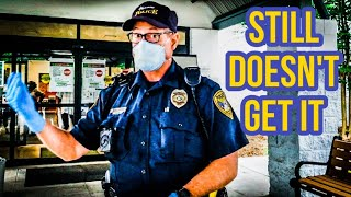 First Amendment Audit FAIL Stubborn Tyrant and Frat and Sorority Snowflakes Get Educated