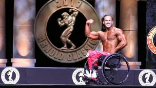 Arnold Classic 2017   WheelChair Routine 3