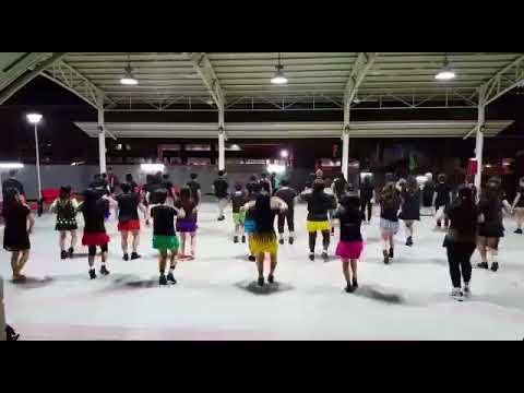 Sha sha de ai (line dance)