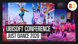 Just Dance: E3 2019 Conference Presentation