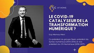 Tech Leaders Club - Covid-19, catalyseur de la transformation numérique ?