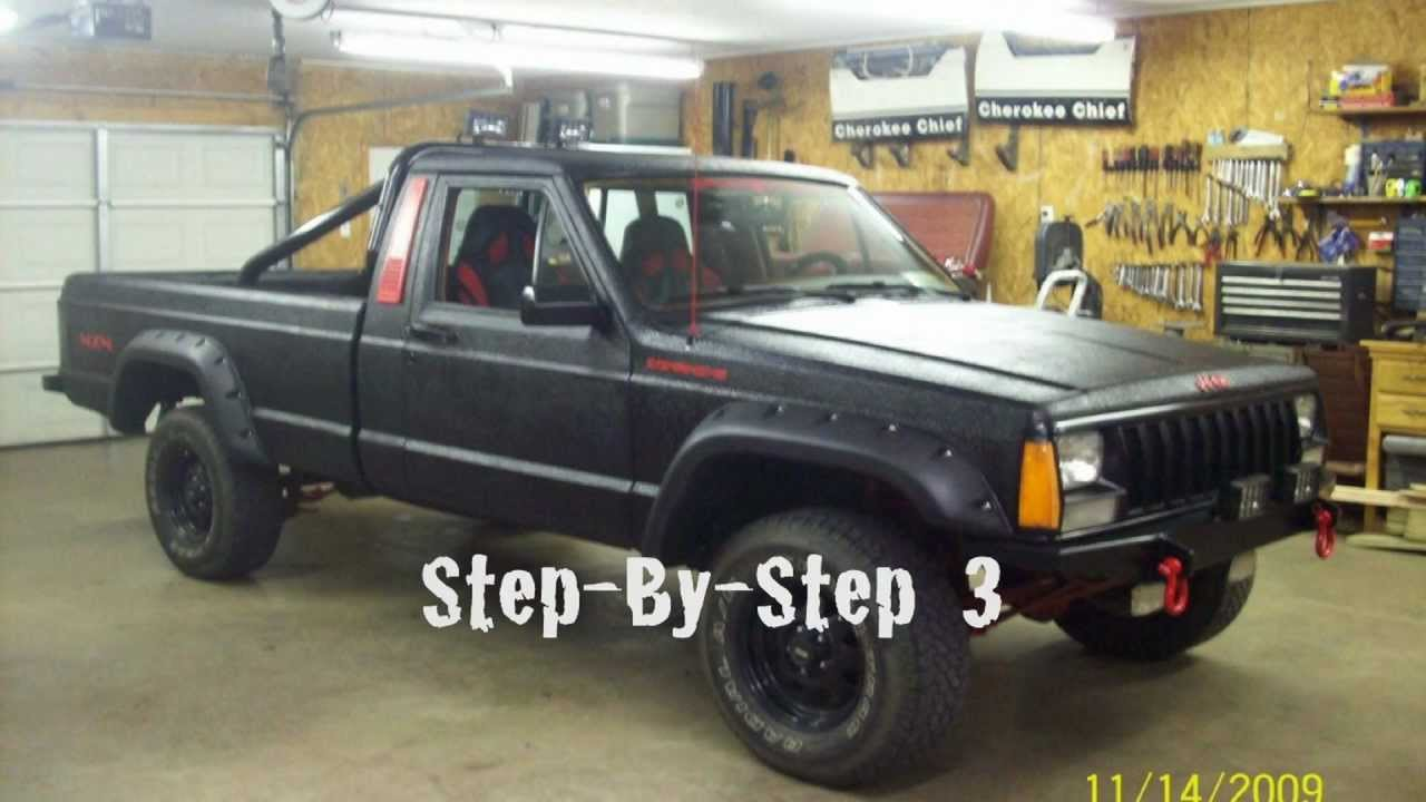 My 86 Jeep Comanche Pt. 3 - YouTube