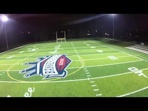 DJI Phantom Quadcopter Footage (Sample)