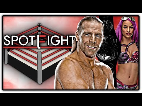Shawn Michaels bei NXT UK! Neue Titel! Sasha Banks Update! (Wrestling News Deutschland)