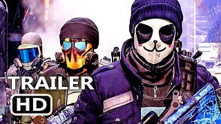 PS4 - The Division New Global Event Blackout Trailer (2018)