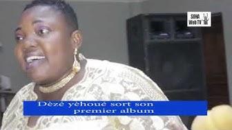 DÈZÉ YÈHOUÈ OFFICIALISE SON PREMIER ALBUM VIDÉO