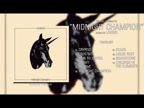 Legend (Iceland) - Midnight Champion (2017) | Full Album