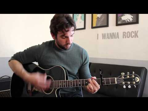 Rixton - Me And My Broken Heart (Guitar Chords & Lesson) by Shawn Parrotte