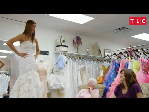 Lexie Goes Wedding Dress Shopping | My Giant Life
