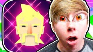 TRIPPY LSD ARCHERY GAME! - Lichtspeer (iOS Gameplay Video)