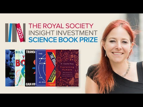 Royal Society Insight Investment Science Book Prize 2020: Is science writing the solution?