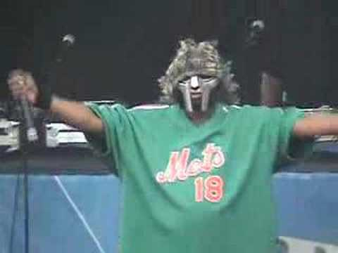 MF Doom Live @ Rock The Bells