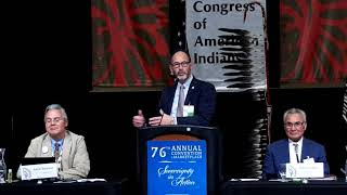 NCAI 2019 NATIONAL CONGRESS OF AMERICAN INDIANS Kevin Allis  NCAI  CEO
