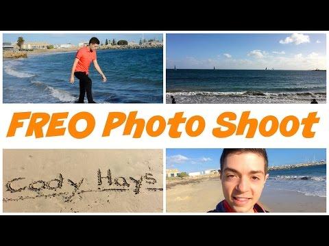 MODELING IN AUSTRALIA - Fremantle Photo/Video Shoot - Australia Adventures #8