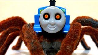 きかんしゃトーマス おばけ電車 Thomas&Friend Ghost Train Milky Kids Toy