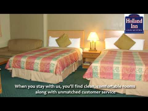 Holland Inn and Suites Hotel CA