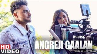Angreji Gaalan Making Armaan Bedil Ft Surinder Shinda Gurlej Akhtar New Songs 2019
