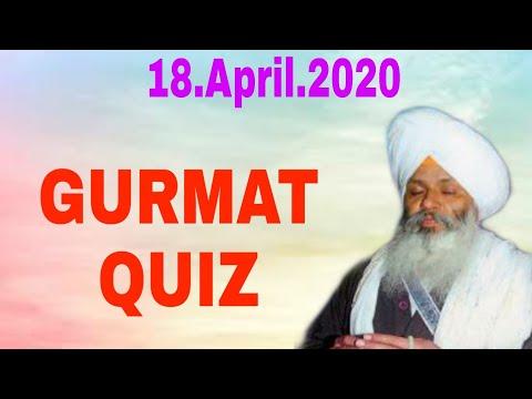 18-April-2020-Today-Questions-For-Children-By-Bhai-Guriqbal-Singh-Ji-Bibi-Kaualan-Ji