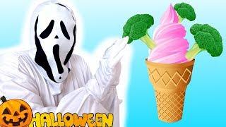 Do You Like Broccoli Ice Cream | 동요와 아이 노래  어린이 교육 Ulya Liveshow