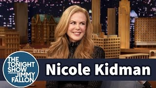 Jimmy Fallon Blew a Chance to Date Nicole Kidman thumbnail