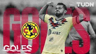 Top 10 Goles del América en fase regular   Liga Mx - Apertura 2019   TUDN