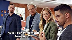NCIS | Funny Moments (Season 16)