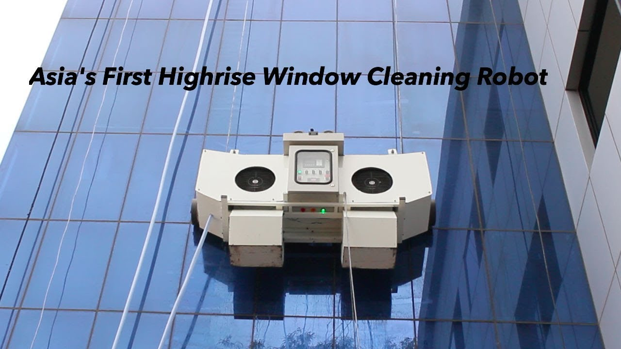 fat cat automated window cleaning