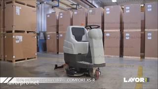 поломойная машина LAVOR Comfort обзор