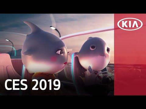Sunfish (Mola mola) Ep. 2 | CES 2019 | Kia
