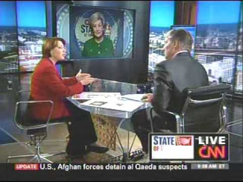 Sen. Hutchison discusses Supreme Court Nominee Sonia Sotomayor's confirmation process on CNN