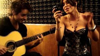 Barbara Muñoz - Amazing (inna acoustic cover)