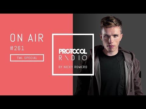 🚨 Nicky Romero - Protocol Radio 261 - Tomorrowland Belgium Special - 10.08.17