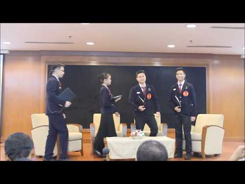 Forum Pelajar 2016 Peringkat Kebangsaan - RRSS Sarawak