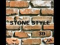STONE STYLE | 3D WALL COVERINGS from | Bhagwan Dass & Co.