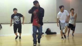 j holiday come here kreus lay choreography