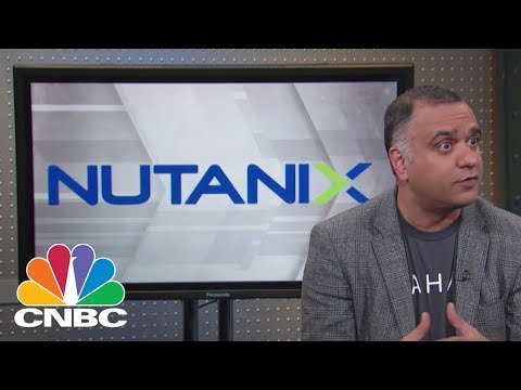 Nutanix CEO: Highly Mature Company   Mad Money   CNBC