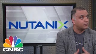 Nutanix CEO: Highly Mature Company | Mad Money | CNBC