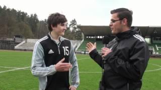 Interviews FC 08 Homburg - SV Eintracht Trier II