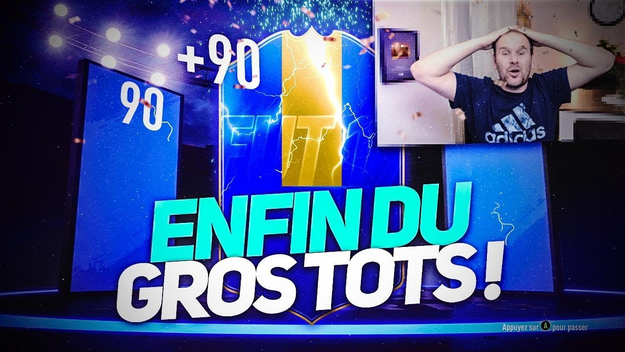 FIFA 19 - ON PACK ENFIN DES GROS TOTS !
