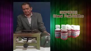 Emiliano F. Quitiol share his Biofuel Invention