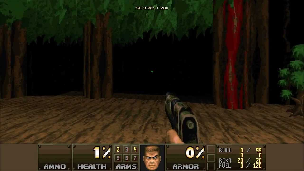 Action Doom: Part 2 (The Forest)
