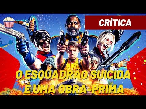Crítica - O Esquadrão Suicida é uma OBRA-PRIMA
